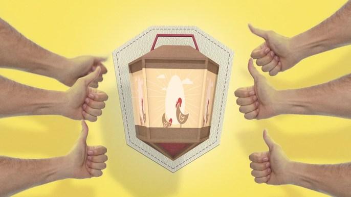Biocoop Packaging -