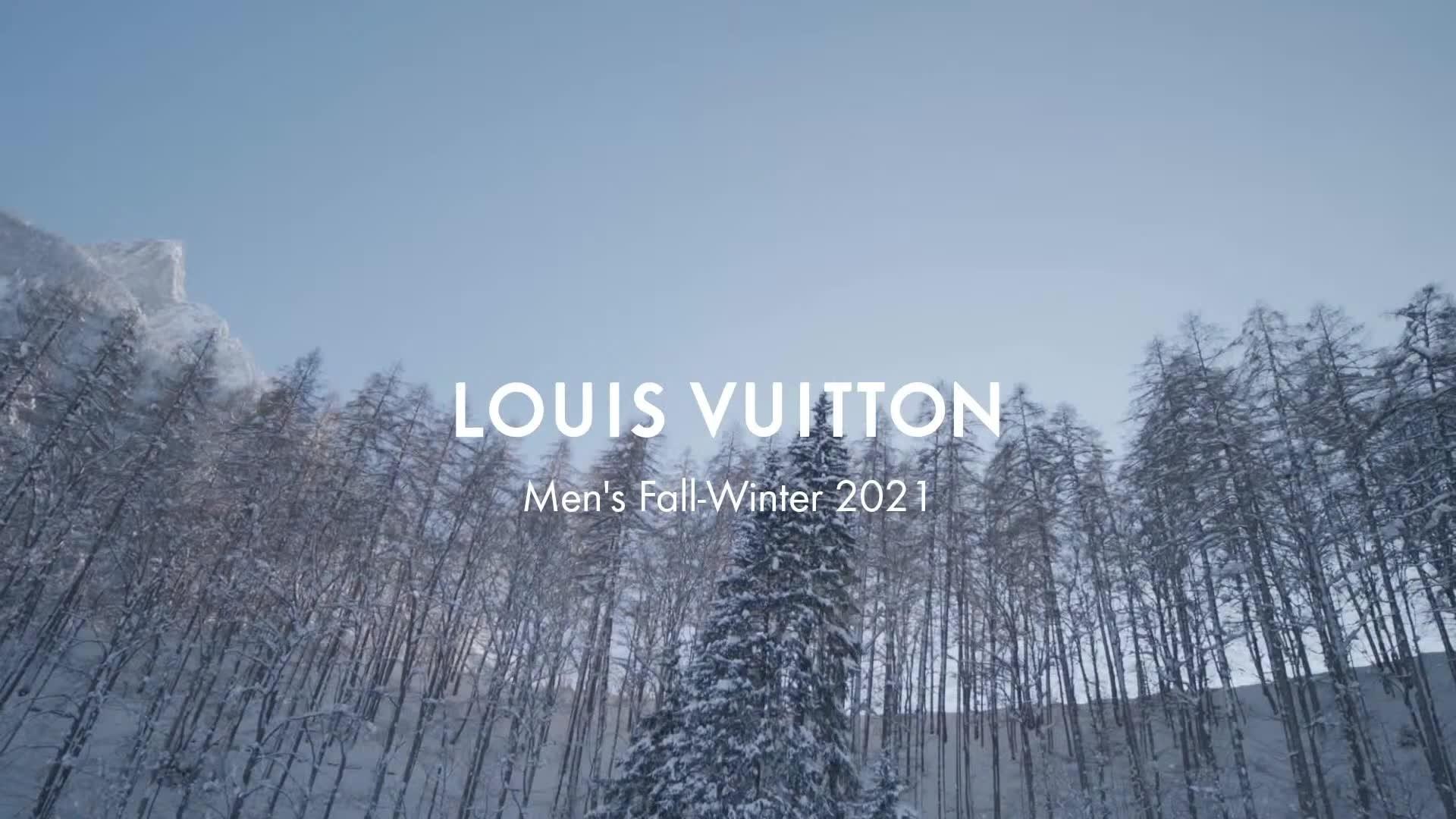 LOUIS VUITTON AW 21 Show