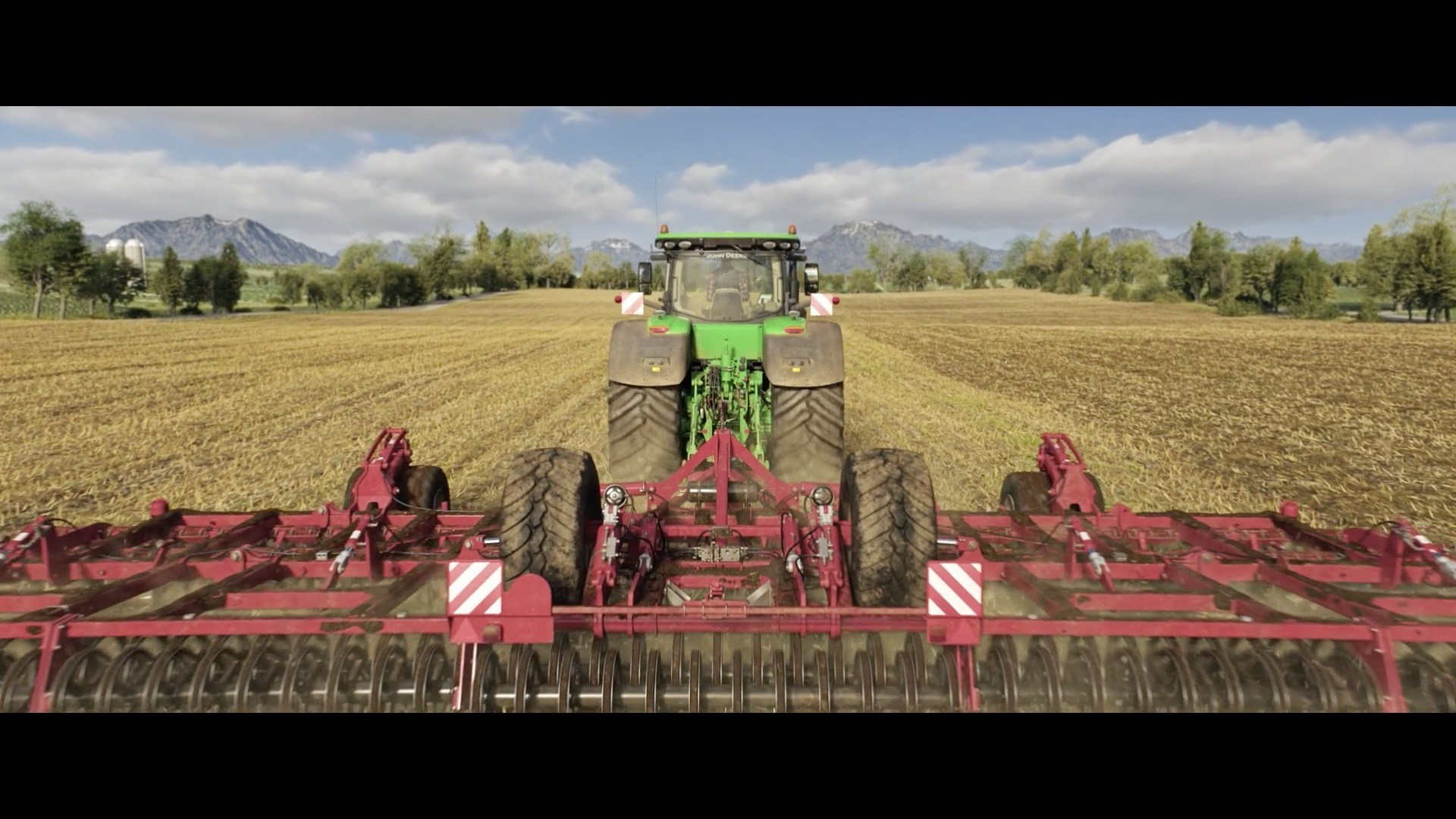 Farming Simulator19 E3 Trailer