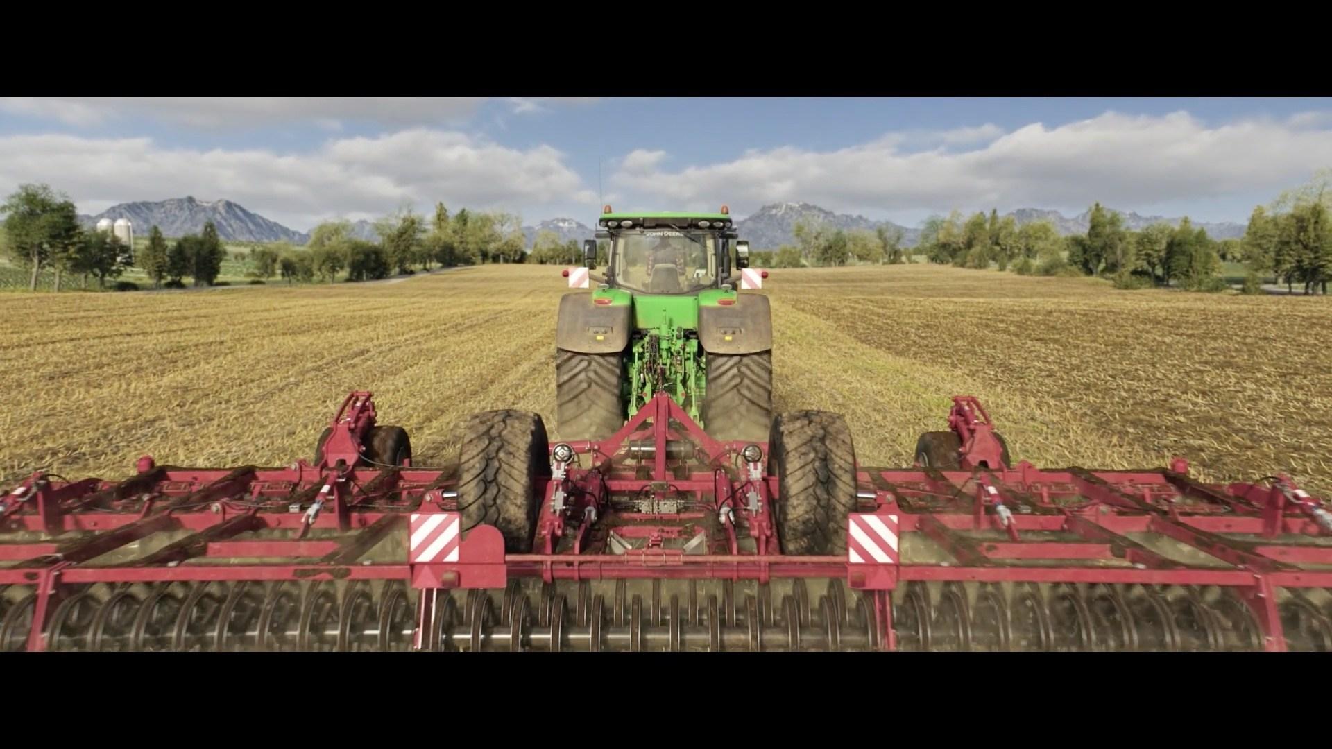 Farming Simulator19 E3 Trailer