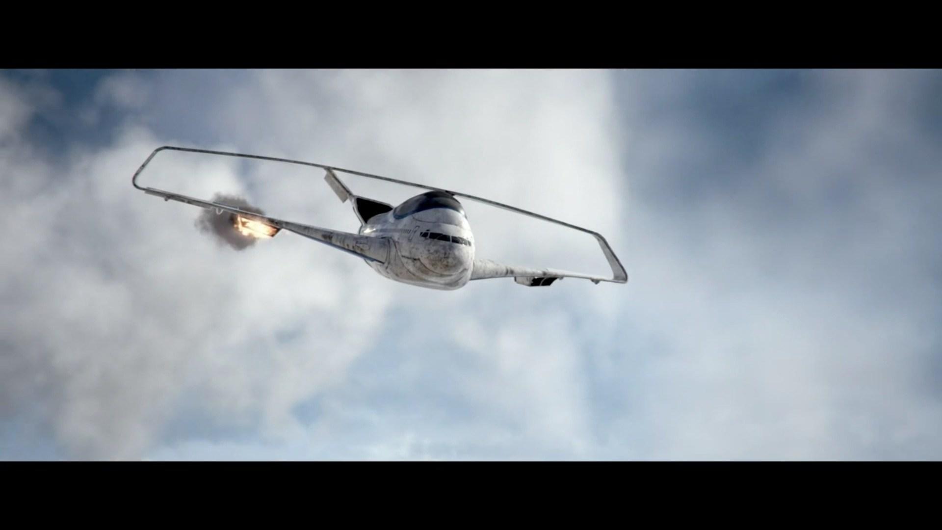 Surge2 Cinematic | Crash