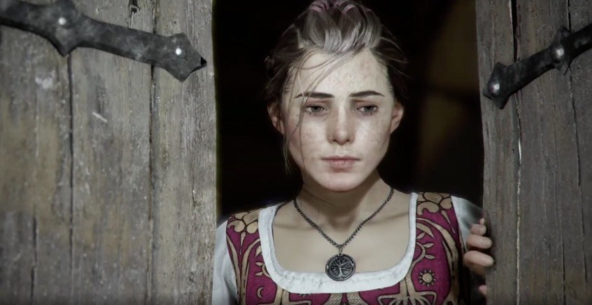A Plague Tale In-Engine Cutscene