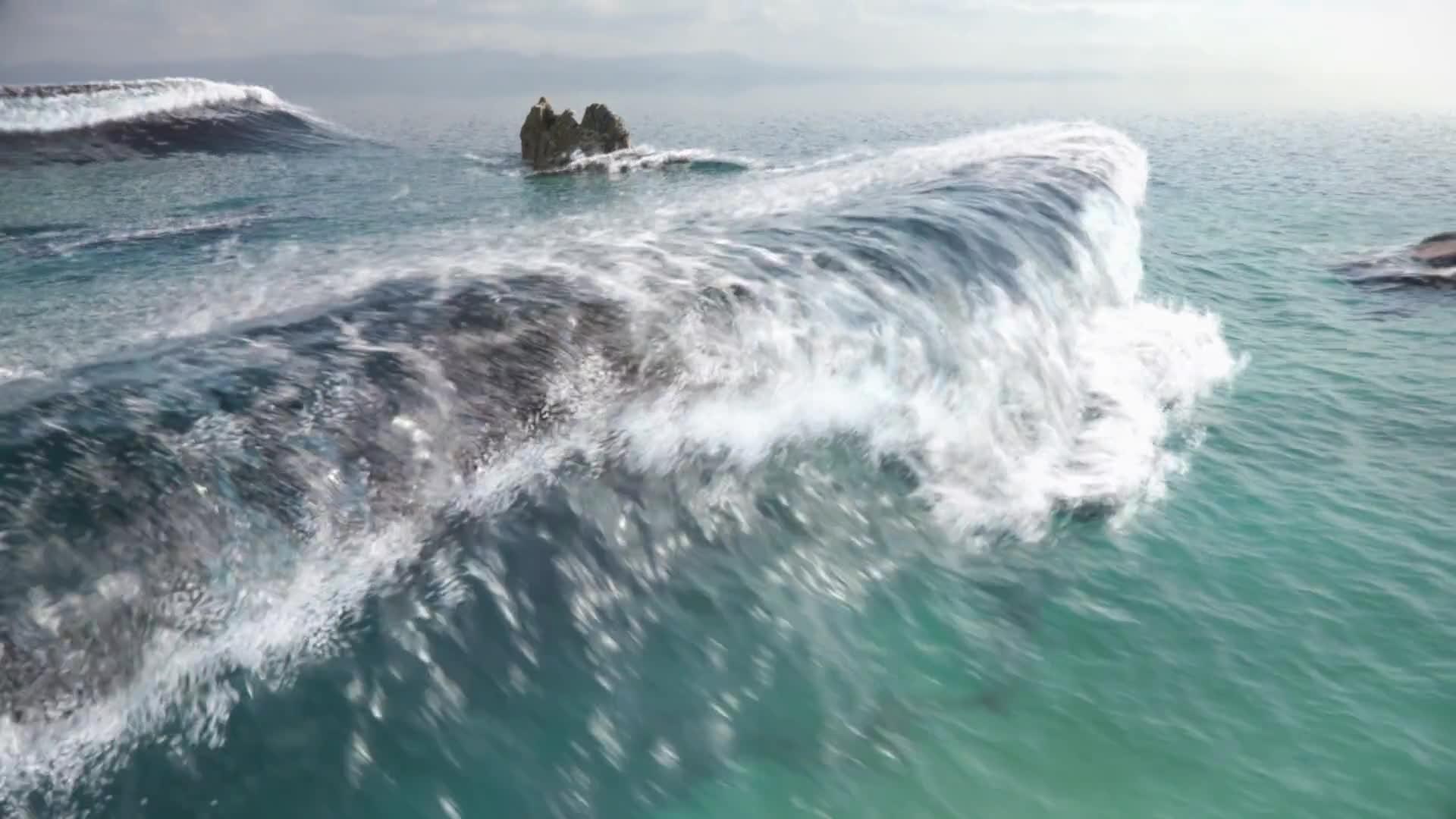Breaking Wave RND