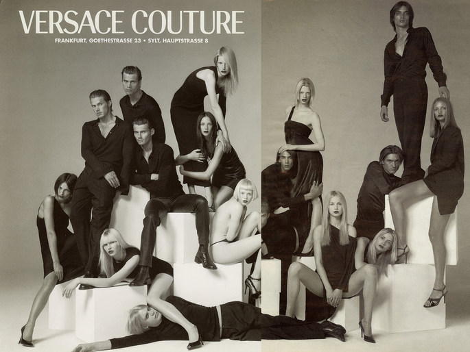 F/W 1997 - Richard Avedon -