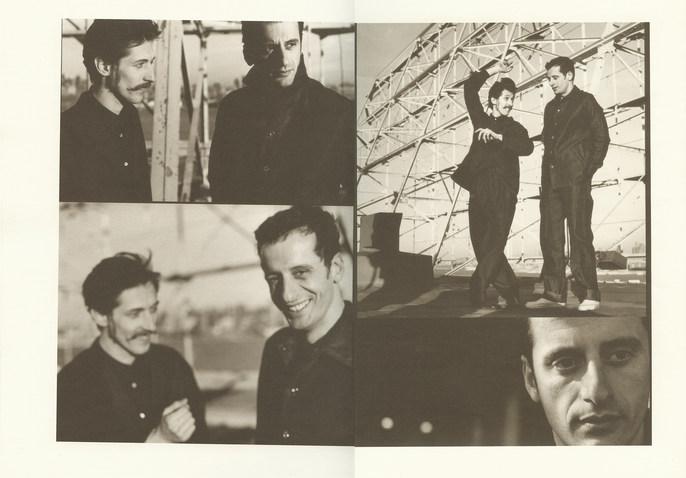 S/S 1991 - Max Vadukul -