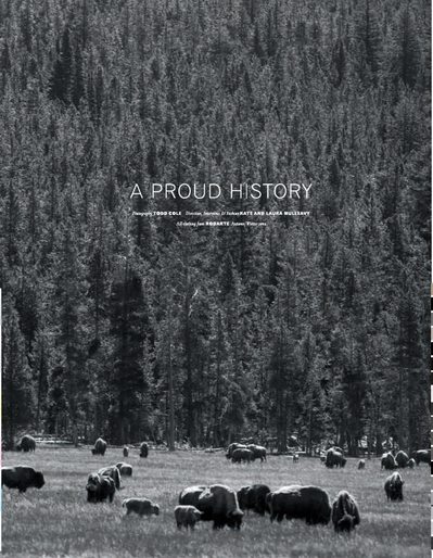 A Proud History - Todd Cole - 2009 -
