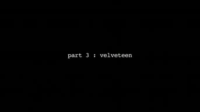 Screen Test: Velveteen Rabbit - Jennifer Venditti -
