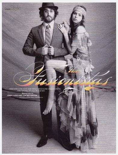 Jenny Gage & Tom Bettertonn - 2008 -
