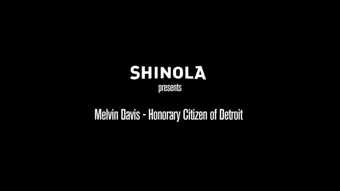 S/S 2014 - Melvin Davis: Honorary Citizen of Detroit - Bruce Weber -