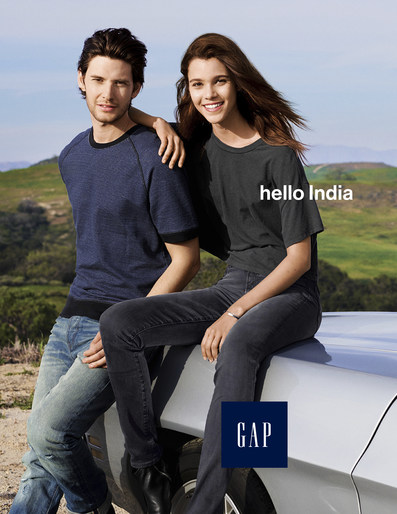 GAP Hello India 2015 -