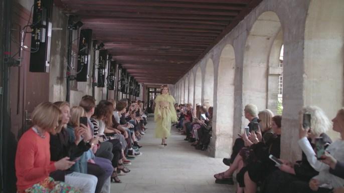 RODARTE SS18 SHOW - PARIS -