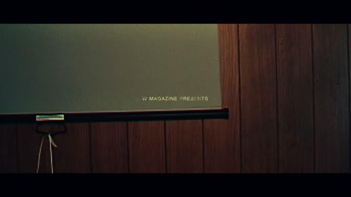 W MAGAZINE - HUGH LIPPE -