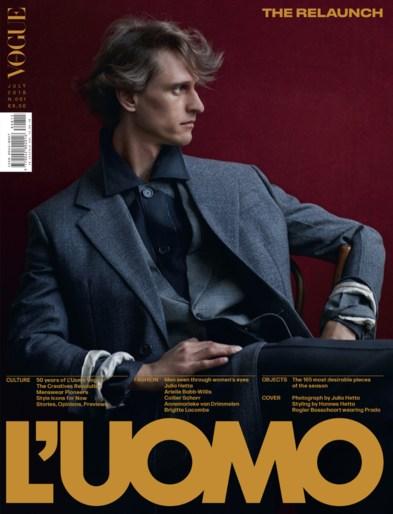 L'Uomo Vogue -
