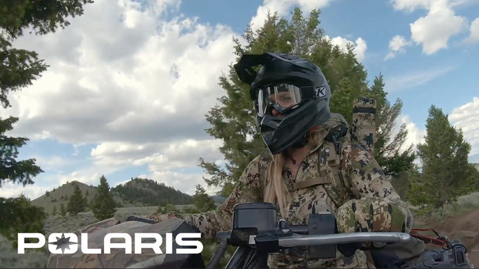 Polaris Sportsman Hunt Montana.mp4 -