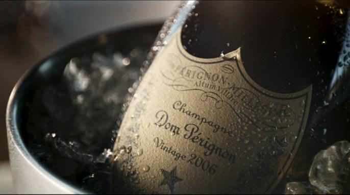 "- Dom Perignon Director: Steve Giralt Food Stylist"" Michelle Gatton Prop Stylist: Paola Andrea"