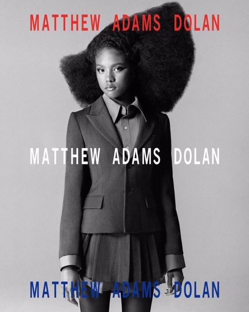 Matthew Adams Dolan AutumnWinter 2018 Ready To Wear show