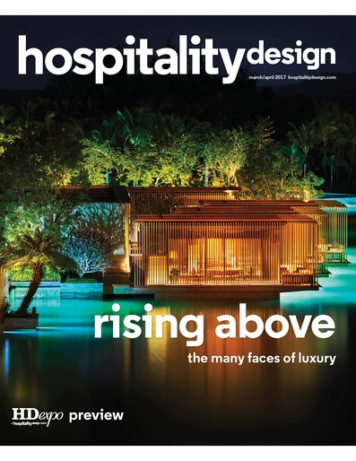 Hospitality Design Magazine March-April 2017 -
