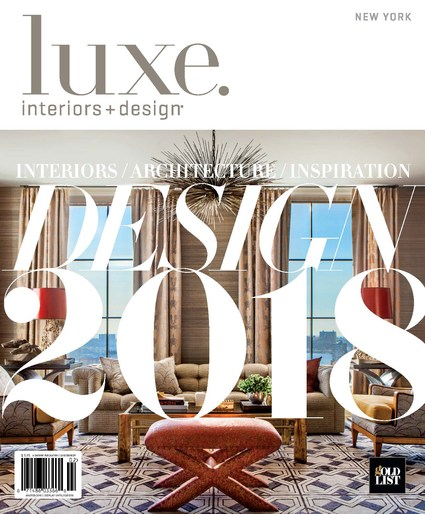 Luxe Magazine - January 2018 - Juracich NYC Feature -