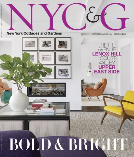 New York Cottages and Gardens October 2018 -