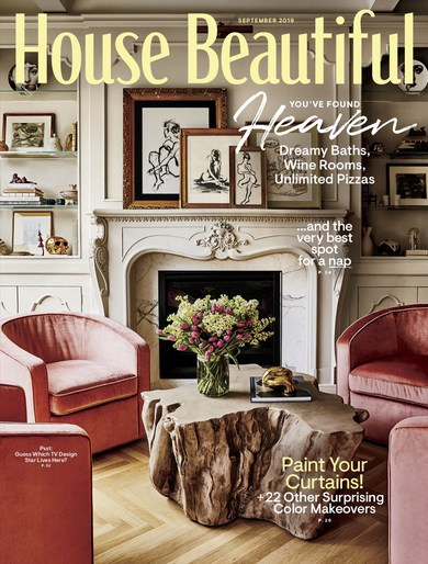 House Beautiful September 2019 -